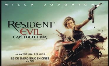 Más ganadores para Resident Evil: Capítulo Final