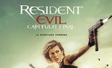 Hoy Resident Evil: Capítulo Final