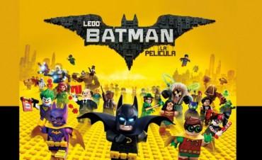 Ganadores para Lego Batman La Película