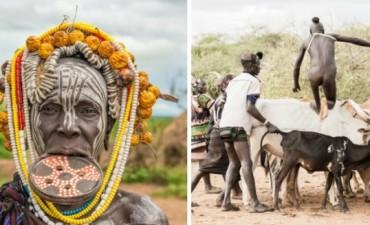 7 tradiciones muy violentas que aún se practican en África