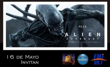 Hoy Avant Alien Covenant