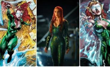Justice League: Mera, la reina de Atlantis
