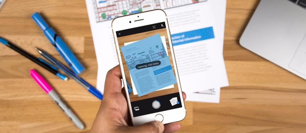 Siete aplicaciones para escanear documentos con el celular