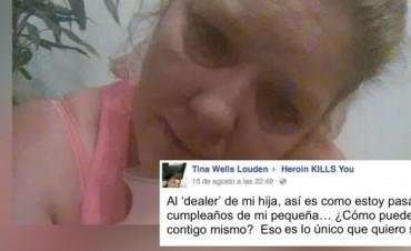 Madre envía fuerte mensaje al vendedor de drogas de su hija… Ella murió de sobredosis