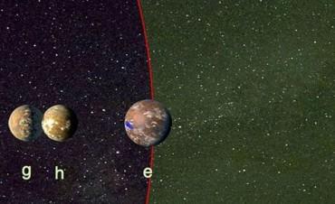 Descubrieron los dos planetas más parecidos a la Tierra