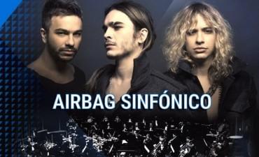 Se viene otro sinfónico de Airbag