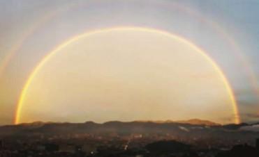 Una región de Colombia despertó con el amanecer más increíble que verás en mucho tiempo
