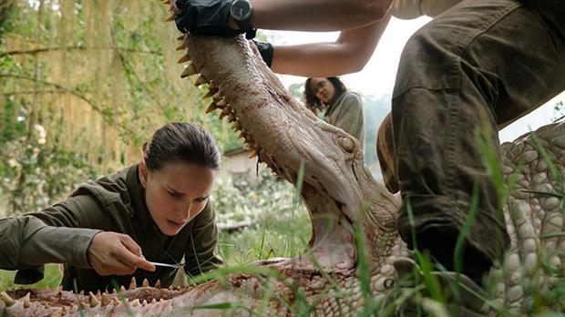 Annihilation la nueva película de Natalie Portman