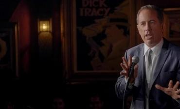 Jerry Seinfeld hace stand up en Netflix