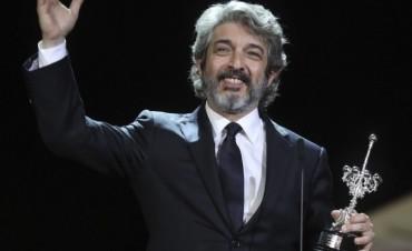 Darín fue premiado con el Donostia