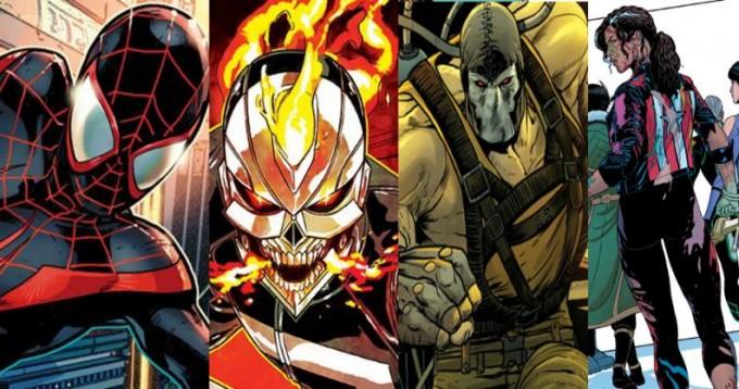 Porque el sur también existe: los 10 mejores superhéroes (y villanos) de origen latino