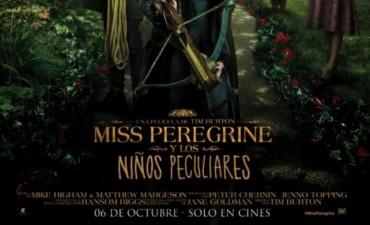 Llegó el día de Miss Peregrine y los Niños Peculiares