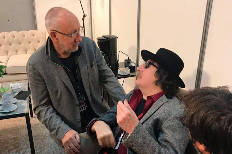 Charly con The Who
