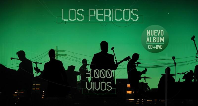 Los Pericos presentan