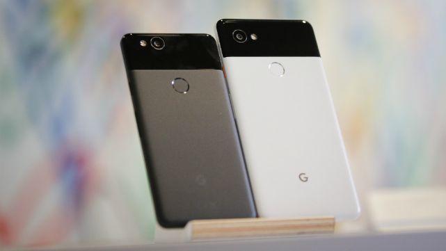 Google lanzó sus nuevos smartphone Pixel 2 y Pixel 2 XL