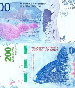 Nuevo billete de $200, el más lindo de latinoamérica