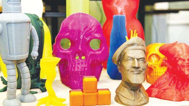 Impresoras 3D, un negocio que no para de crecer