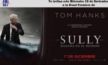 Ganadores para ver la Premiere de Sully